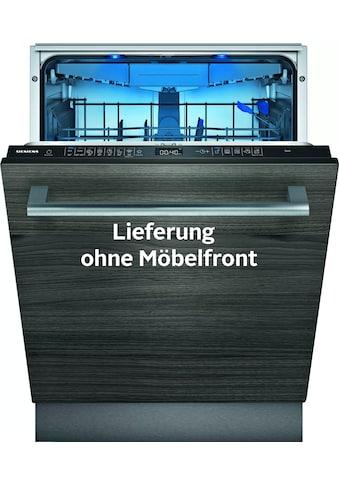 SIEMENS integrierbarer Geschirrspüler iQ500, 9,5 Liter, 14 Maßgedecke kaufen