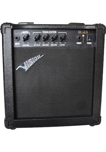 Verstärker »MSA - B 25«, für E-Bass kaufen