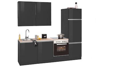 HELD MÖBEL Küchenzeile »Ohio«, ohne E-Geräte, Breite 240 cm kaufen