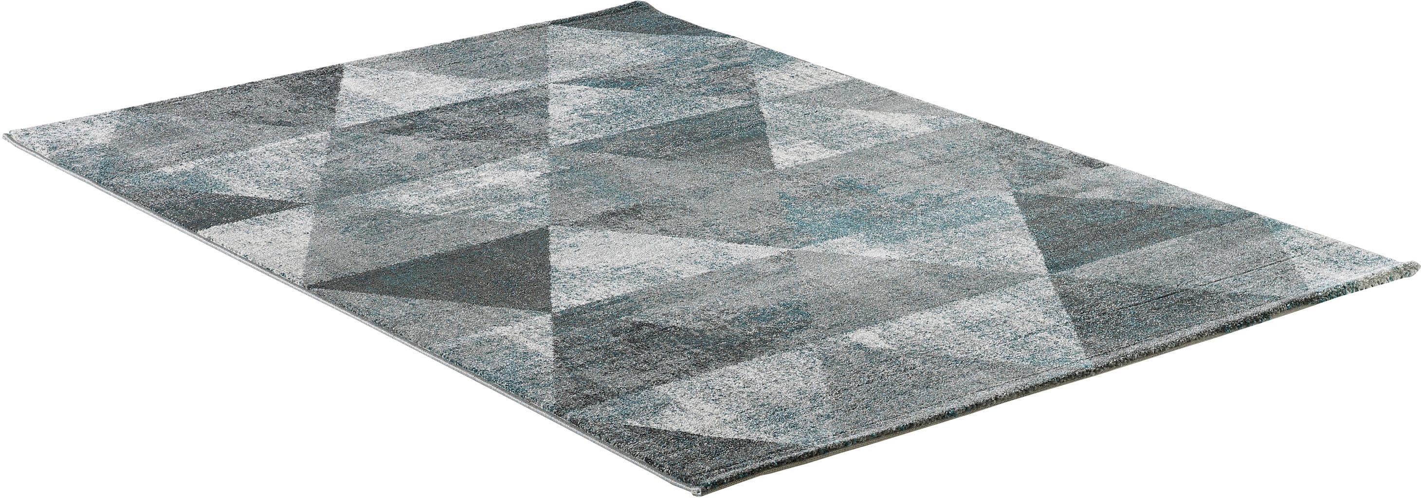Teppich Vintage 1618 Sanat Teppiche rechteckig Höhe 13 mm maschinell gewebt