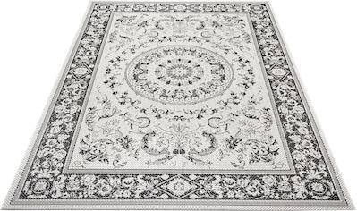 DELAVITA Teppich »Julius«, rechteckig, 3 mm Höhe, Wohnzimmer, In- und Outdoor geeignet kaufen