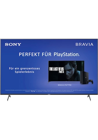 Sony KD65XH8096 Bravia LED - Fernseher (164 cm / (65 Zoll), 4K Ultra HD, Android TV kaufen
