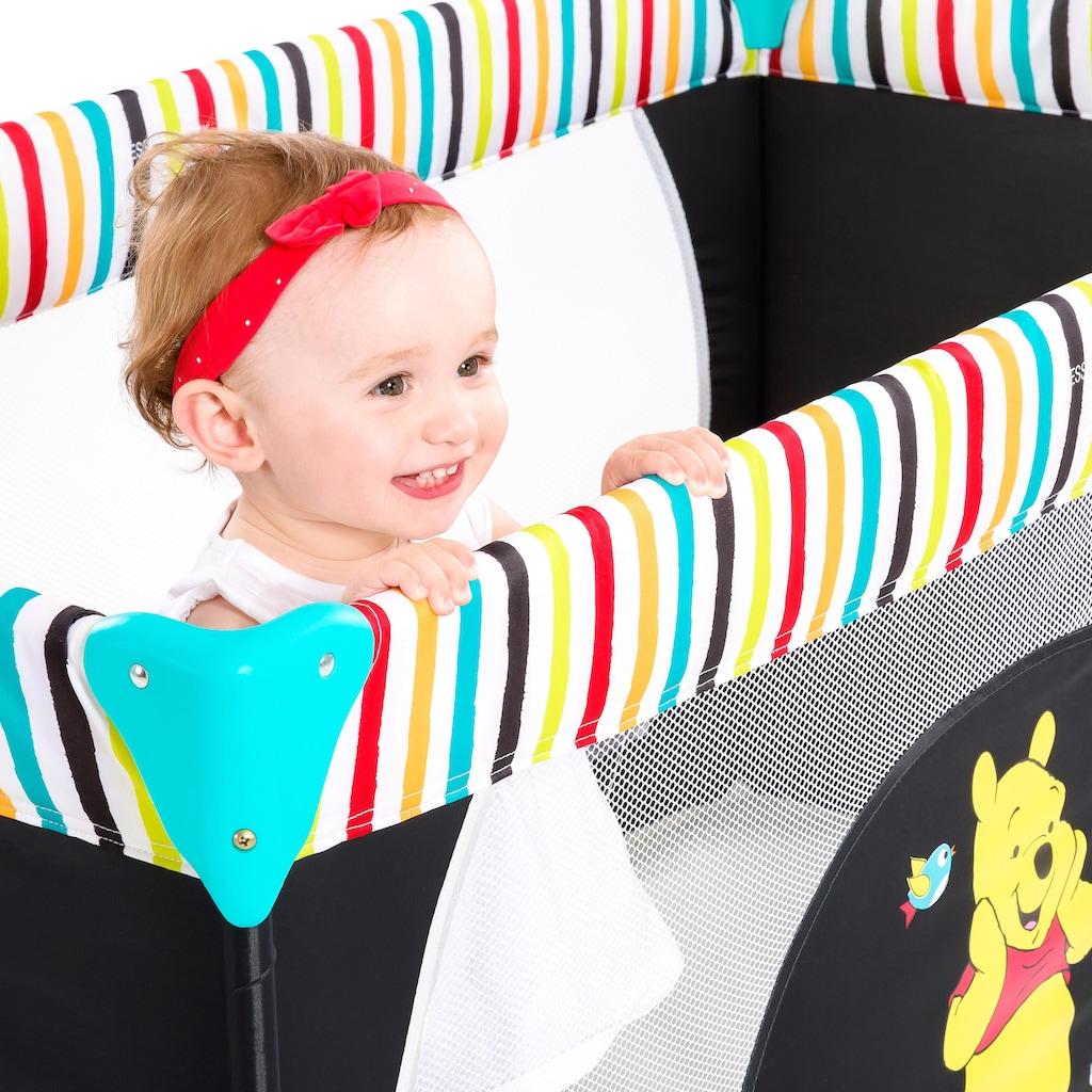 Hauck Baby-Reisebett »Dream`n Play, Pooh Geo«