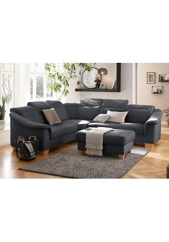 Premium collection by Home affaire Ecksofa »Empire«, Federkern, wahlweise mit... kaufen