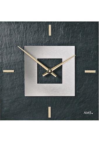 AMS Wanduhr »W9525« kaufen