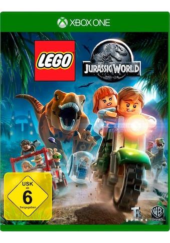 Warner Games Spiel »Lego Jurassic World«, Xbox One, Software Pyramide kaufen