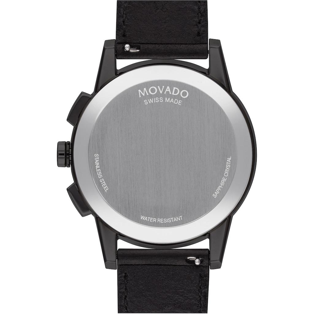 MOVADO Chronograph »MUSEUM SPORT, 607360«