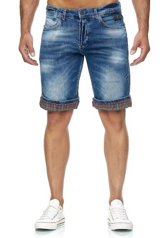 Rusty Neal Shorts mit gekrempelten Hosenbeinen kaufen