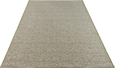 ELLE Decor Teppich »Croix«, rechteckig, 6 mm Höhe, In- und Outdoor geeignet, Wohnzimmer kaufen