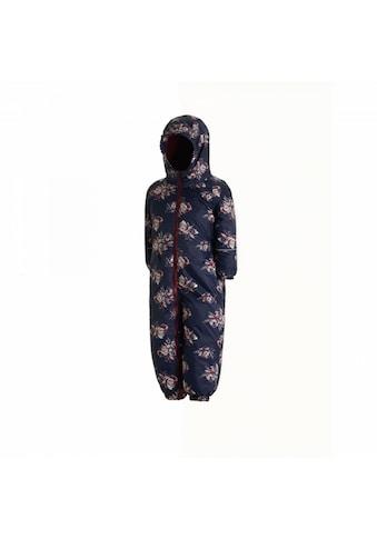 Regatta Regenjacke »Kinder Regenanzug Splat II mit Kapuze, bedruckt« kaufen