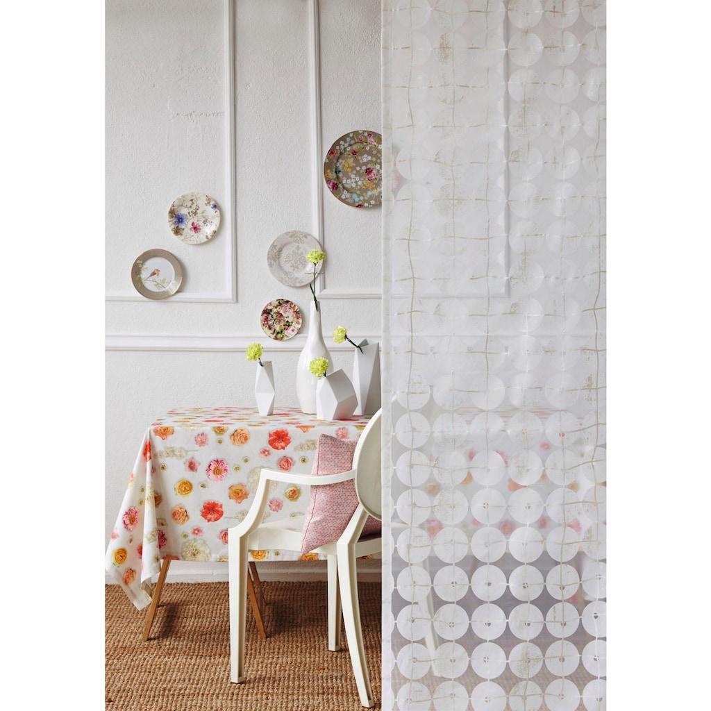 Vorhang, »Samba«, APELT, Ösen 1 Stück