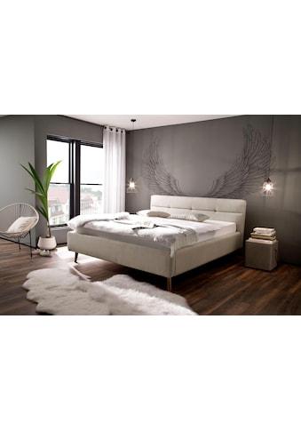 meise.möbel Polsterbett »Lotte«, mit Lattenrost und Bettkasten kaufen