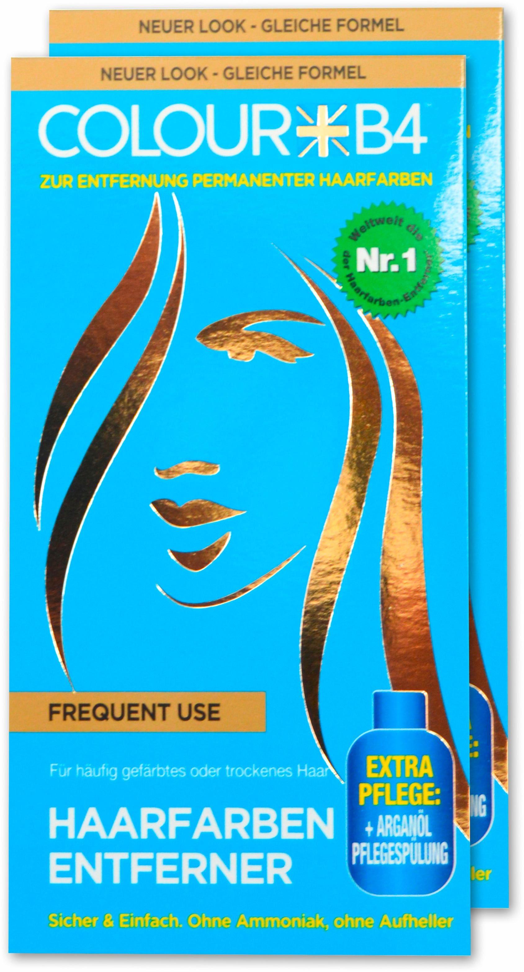 Colour B4 Colour B4 Frequent Use Haarfarben-Entferner für häufig gefärbtes oder trockenes  Preisvergleich