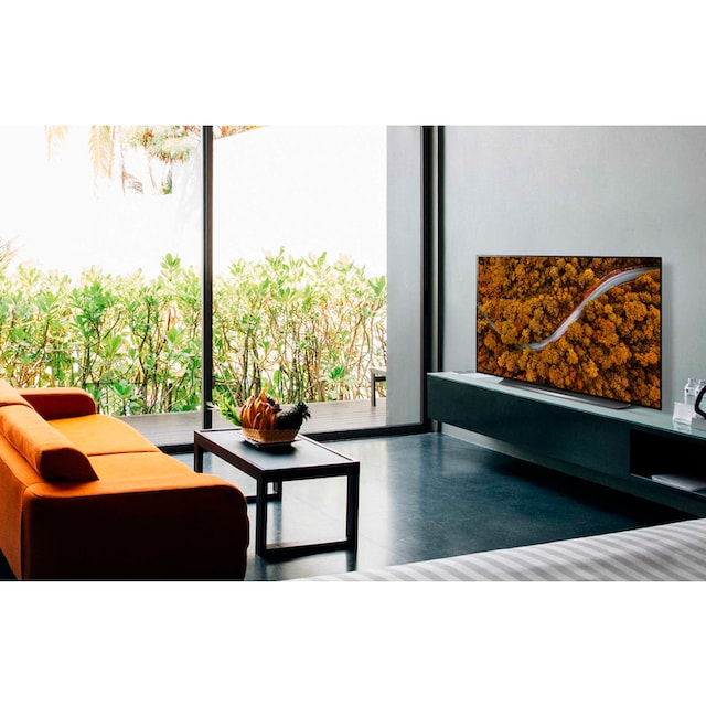 LG OLED55CX9LA OLED-Fernseher (139 cm / (55 Zoll), 4K Ultra HD, Smart-TV