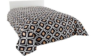Guido Maria Kretschmer Home&Living Bettüberwurf »Traveller«, im modernen Design kaufen