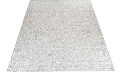 Lederteppich, »Ella«, INOSIGN, rechteckig, Höhe 5 mm, handgewebt kaufen