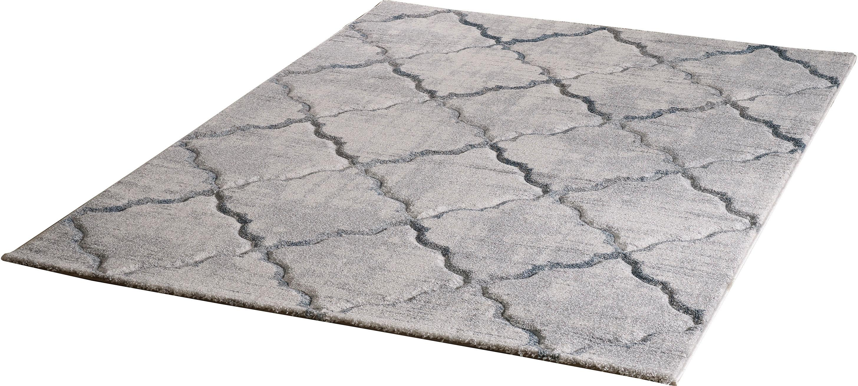 Teppich Lorena 2904 Sanat Teppiche rechteckig Höhe 13 mm maschinell gewebt