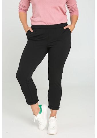 Paprika Caprihose »Uniform Gummizug in der Taille business« kaufen