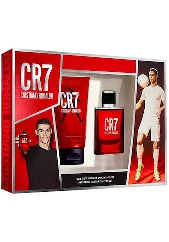 "CRISTIANO RONALDO Duft - Set ""CR7"", 2 - tlg. kaufen"