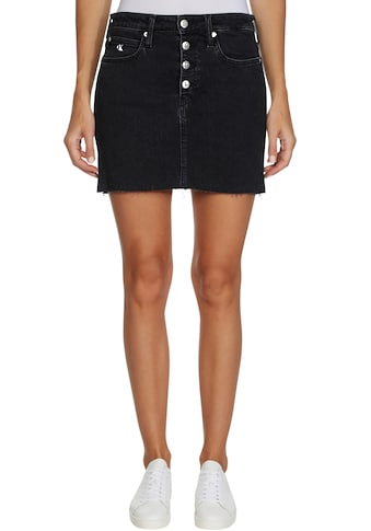 Calvin Klein Jeans Jeansrock »MID RISE MINI SKIRT« kaufen