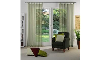 Vorhang, »Elbsegel 1«, elbgestoeber, Schlaufen 1 Stück kaufen