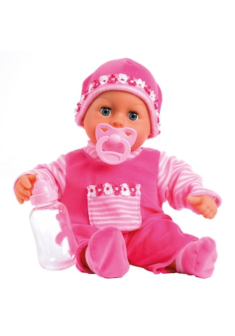 "Bayer Babypuppe ""First Words, pink"" kaufen"