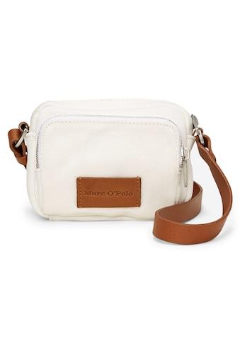 Marc O'Polo Mini Bag »Fjella«, mit praktischem Reißverschluss-Rückfach kaufen