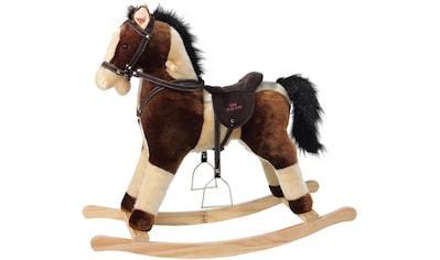 """Heunec® Schaukelpferd """"Schaukel - Pferd mit Sound"""" kaufen"""