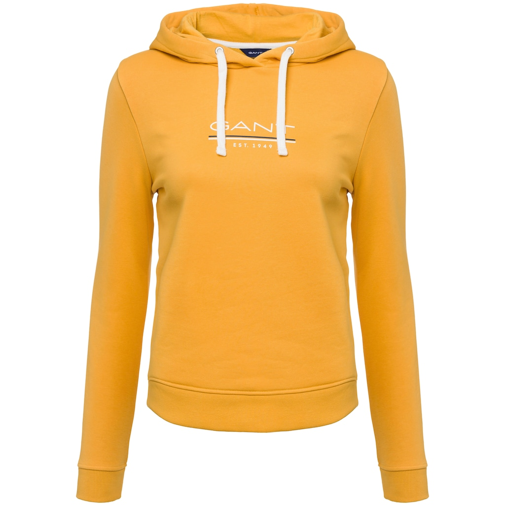 Gant Sweatshirt, mit sportivem Logo-Print