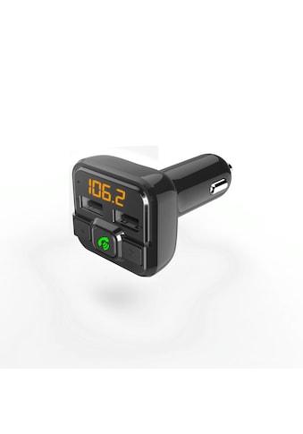 Hama FM - Transmitter mit Bluetooth® -  und Freisprechfunktion »Schwarz« kaufen