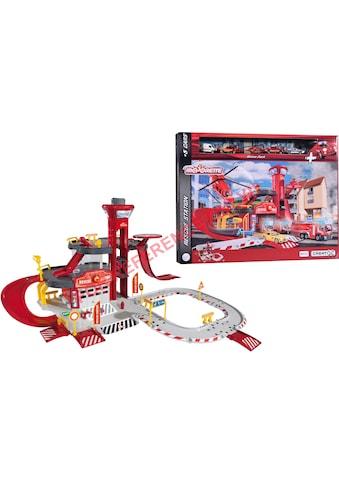 majORETTE Spiel-Feuerwehrwache »Creatix Rescue Station« kaufen