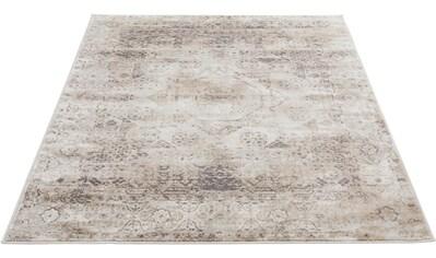 Sehrazat Teppich »Montana 3714«, rechteckig, 8 mm Höhe, Kurzflor, Vintage Design,... kaufen