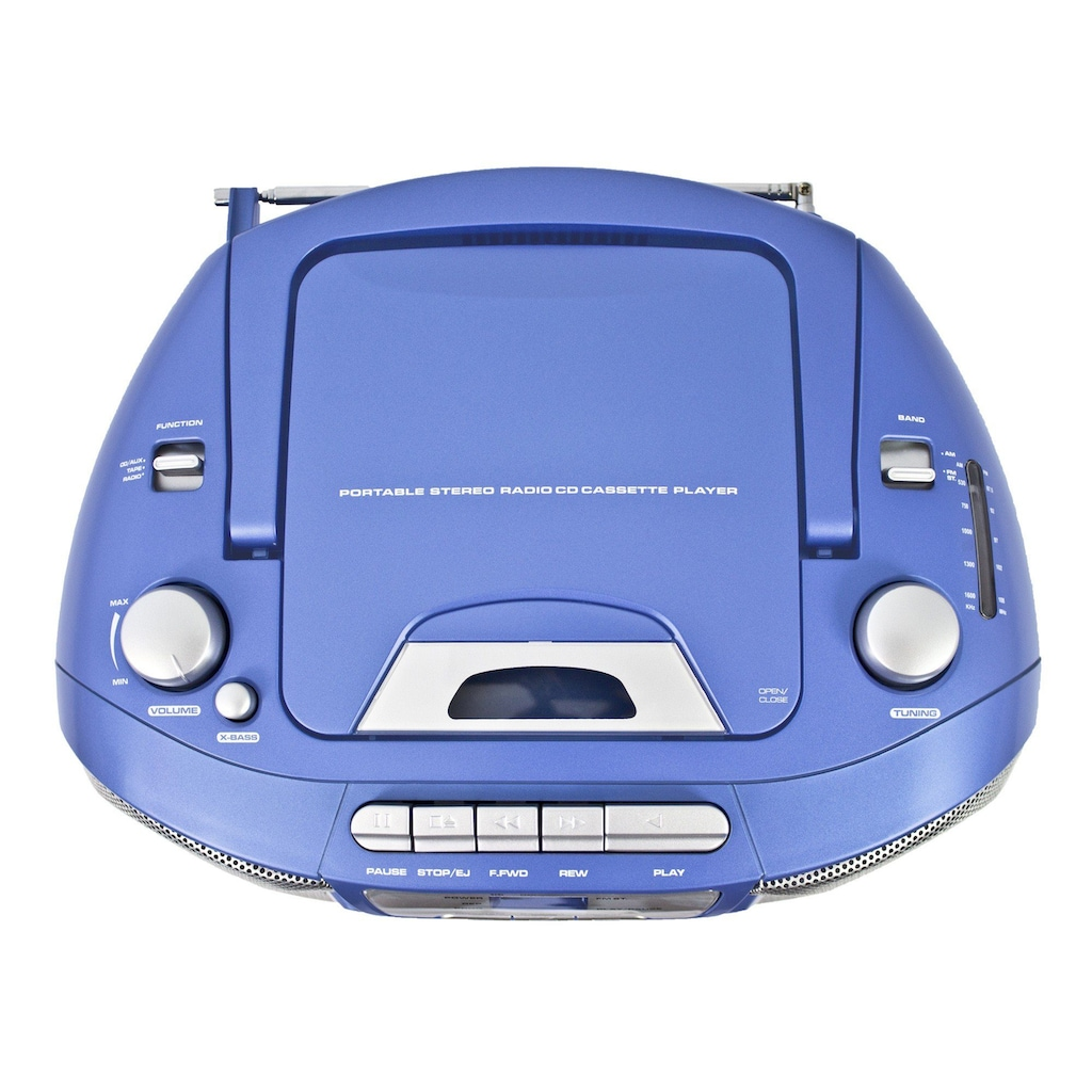 """Karcher Boombox »RR 5040-C """"Oberon""""«, (CD AM-Tuner-FM-Tuner )"""