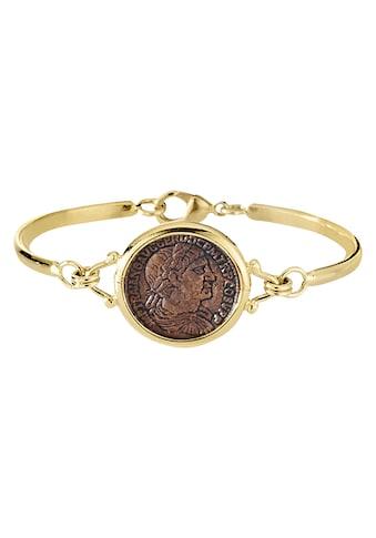 CELESTA Armreif »Messing vergoldet« kaufen