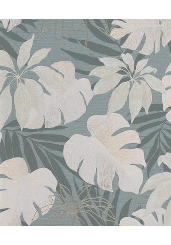 Marburg Vliestapete »grau, beige«, floral, restlos abziehbar kaufen
