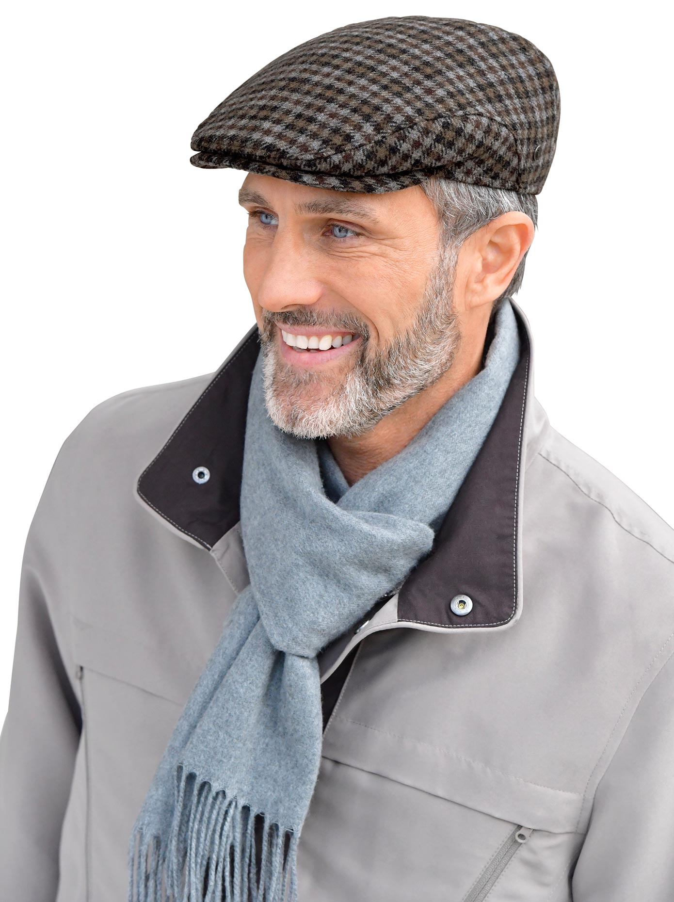 Wegener Mütze mit Ohrenklappen | Accessoires > Mützen | Braun | Casual Looks