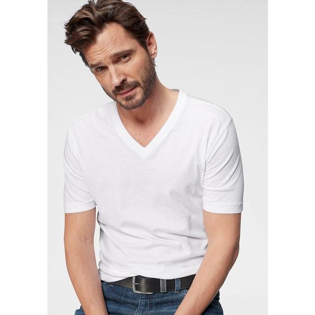 Man's World V-Shirt