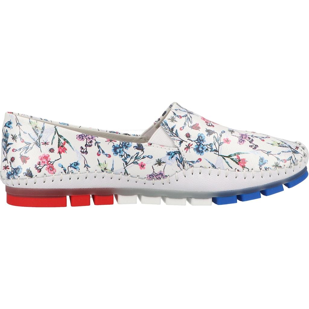 COSMOS Comfort Slipper »Leder«