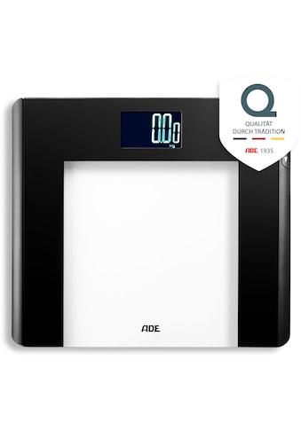 ADE Personenwaage »BE1906 Linette«, digitale Glaswaage mit BMI-Berechnung kaufen