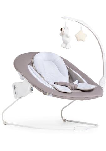 Hauck Hochstuhlaufsatz »Alpha Bouncer Deluxe - Sand« bis, 9 kg, für Neugeborene kaufen
