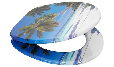 SANILO WC - Sitz »Karibik«, mit Absenkautomatik kaufen