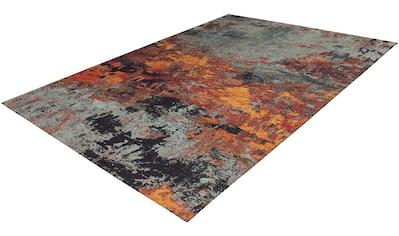 calo-deluxe Teppich »Ophir 1000«, rechteckig, 8 mm Höhe, Kurzflor, Wohnzimmer kaufen