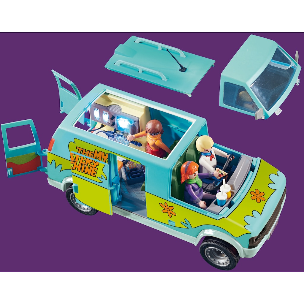 Playmobil® Konstruktions-Spielset »SCOOBY-DOO! Mystery Machine (70286), SCOOBY-DOO!«, ; Made in Germany