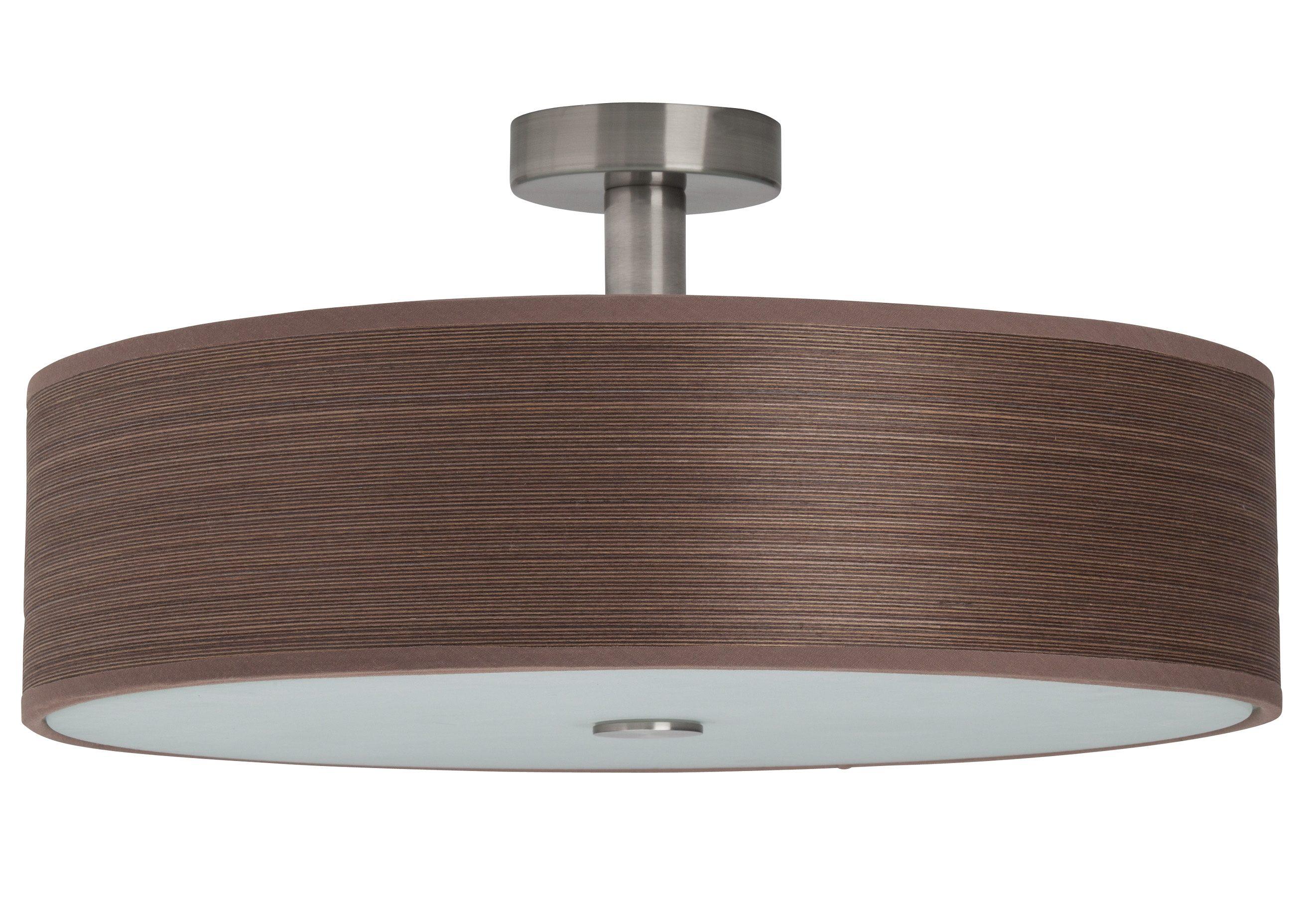 Brilliant Leuchten Deckenleuchte GENTLE, E27, Deckenlampe