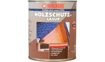 Wilckens Farben Holzschutzlasur »seidenglänzend«, atmungsaktiv kaufen