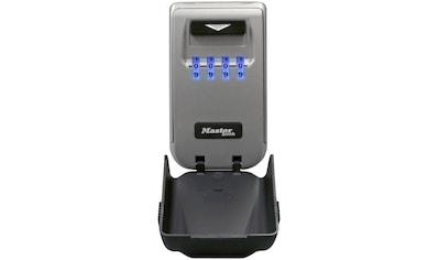 MASTER LOCK Schlüsseltresor »Select Access«, Mittelgroßes Schlüsselfach, mit beleuchteten Einstellrädern kaufen
