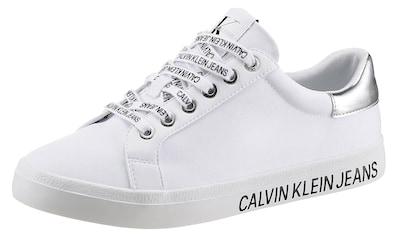 Calvin Klein Sneaker »SUSAN«, mit gepolstertem Schaftrand kaufen