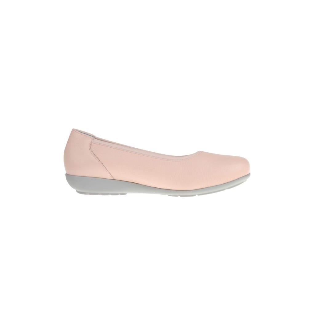 Natural Feet Ballerina »Johanna«, mit Komfortweite