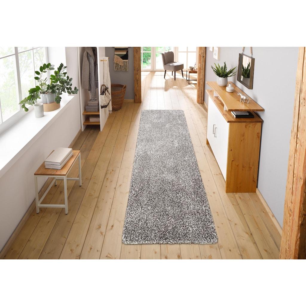 Guido Maria Kretschmer Home&Living Hochflor-Läufer »Rom«, rechteckig, 40 mm Höhe, gewebt