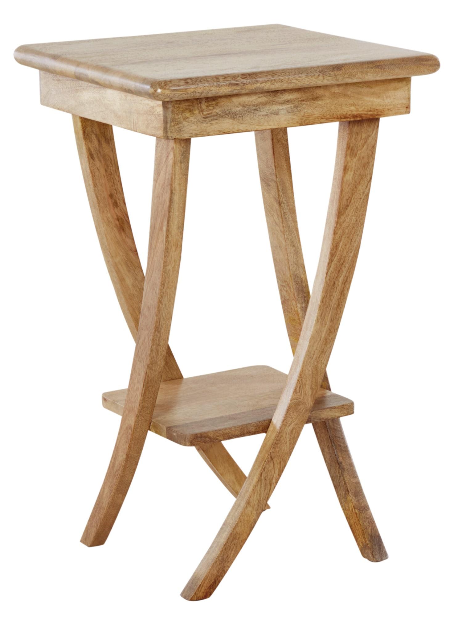 Heine Home Beistelltisch mit dekorativ geschwungenen Beinen beige Beistelltische Tische